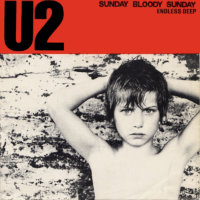 U2 Sunday Bloody Sunday