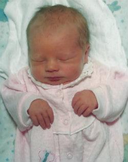 Newborn Baby Shannon