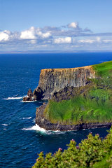 Fantasy Ireland Cliffs